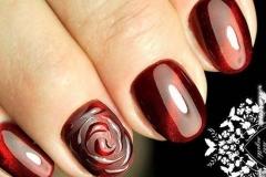 roza_na_nogtyah