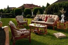 мебель плетенная идеи