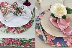 модная сервировка свадебного стола
