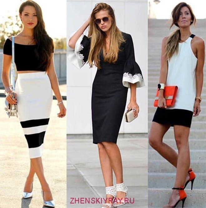 модные тенденции 2018 платья короткие лето 2018