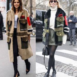 тенденции пальто 2019