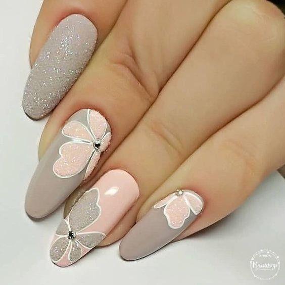 стильные ногти 2019 года