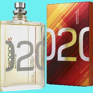 нотки парфюма молекулы эксцентрик 2