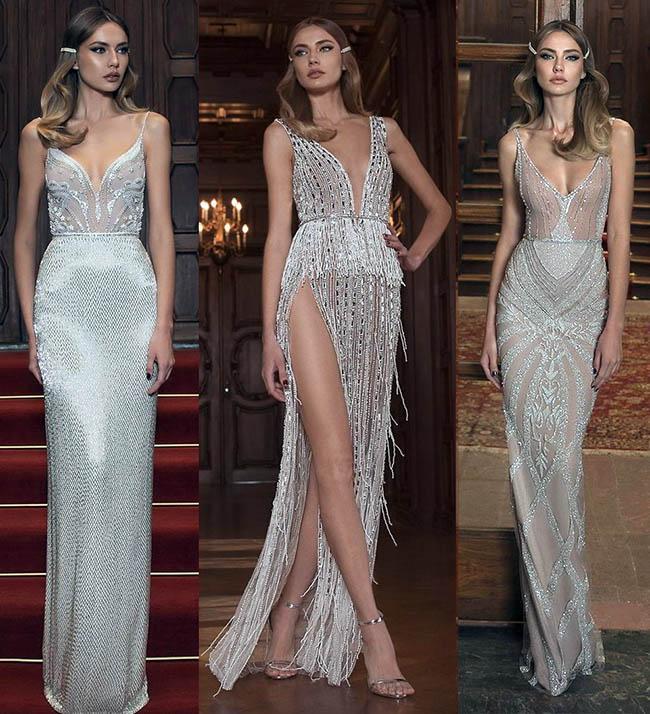 6279fb82c99 Модные вечерние платья 2019 фото тенденции