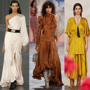 фото модных платьев 2019