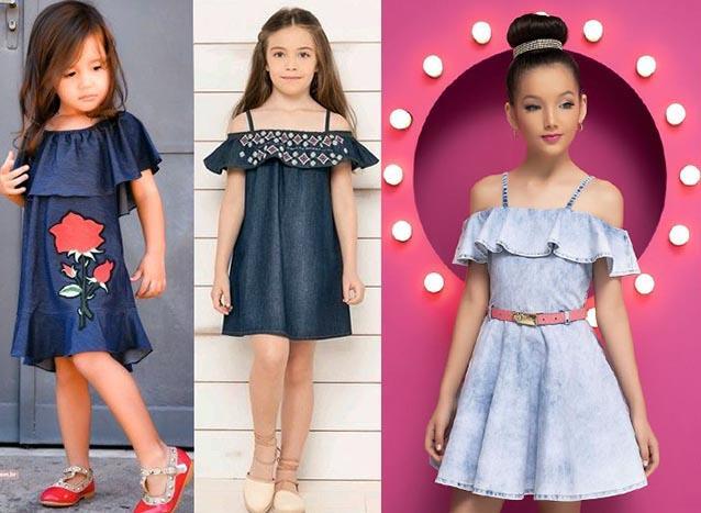 модная детская одежда 2019