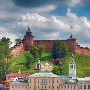 кремль Нижний Новгород