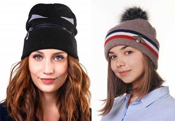 модные шапки 2019 тенденции