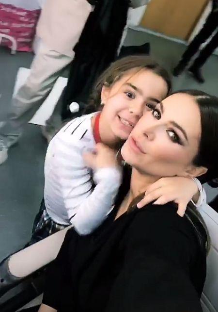 София дочь Ани Лорак