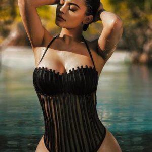 монокини купальник фото