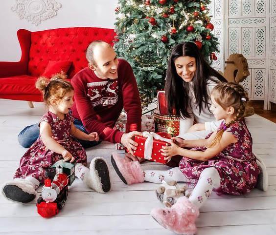 подарки детям выбор на новый год