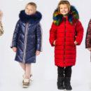 зимняя одежда детям куртки 2019