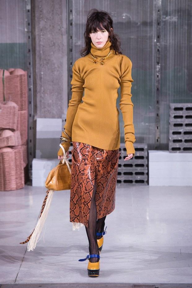 мода юбки 2019 2020 фото питон принт