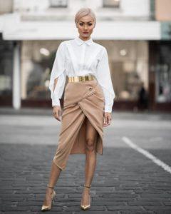 модная блузка 2019