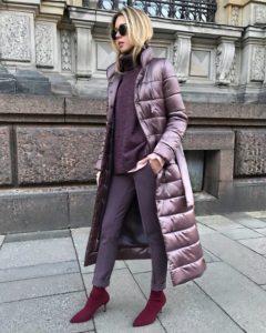 пальто из мембраны и больня