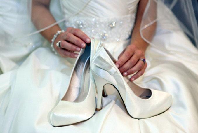 туфли свадебные 2019-2020 фото