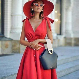 модные платья 2019-2020 фасоны принт