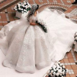 свадебные платья самая стильная подборка 2019 года