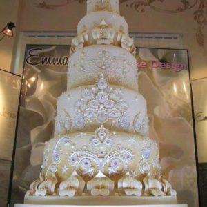 свадебный торт 2019-2020 фото