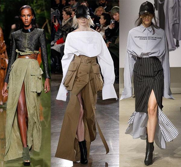 стильные дизайнерские юбки 2020 фото