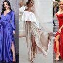 мода 2019-2020 спорт шик платья тенденции