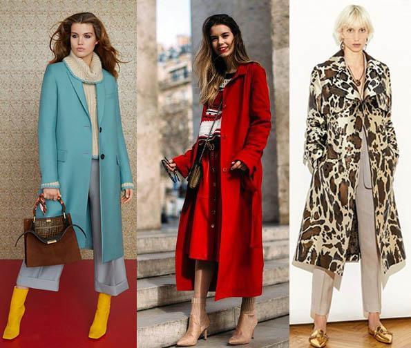 стильные пальто тренчи 2019-2020