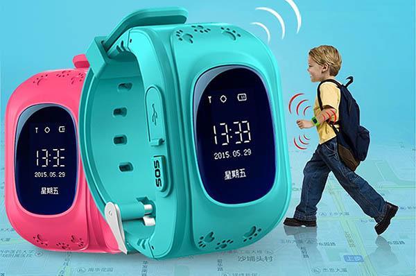 умные часы для детского контроля