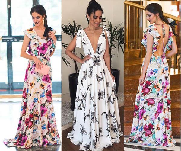 летние платья сарафаны 2019-2020
