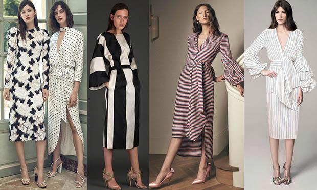модные платья футляр 2019-2020 фото