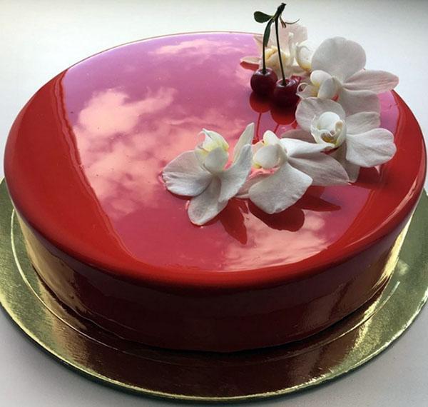глазурь для украшения торта