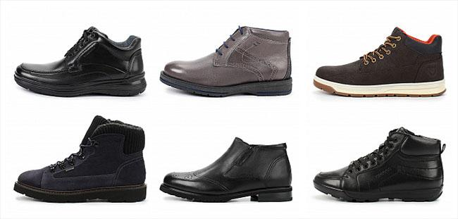 мужские ботинки 2020 новинки