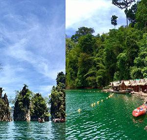 шикарный отдых в таиланде као сок парке