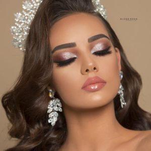 шикарный макияж свадьба образ 2020 невестам