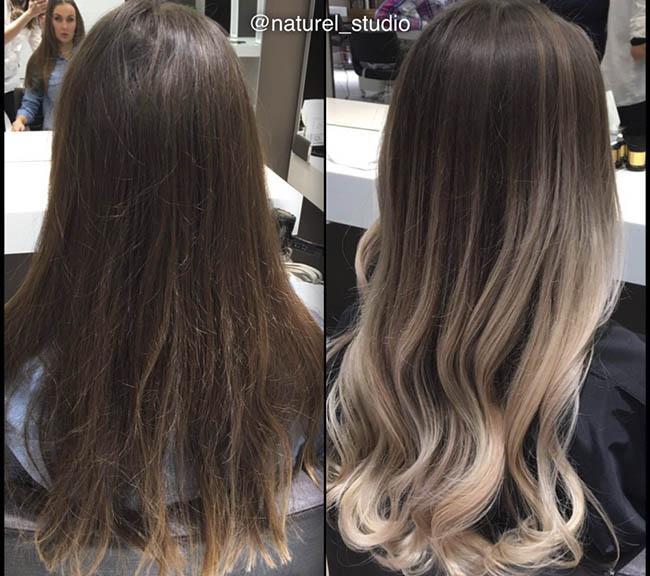 техника окрашивания волос брондирование 2020-2021