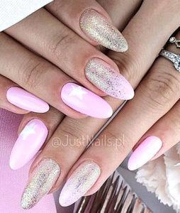 стильные невероятно красивые ногти модный маникюр 2020-2021 идеи нюдовый дизайн