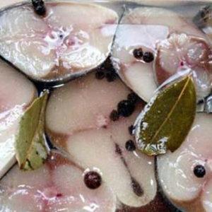как посолить скумбрию, посол рыбы