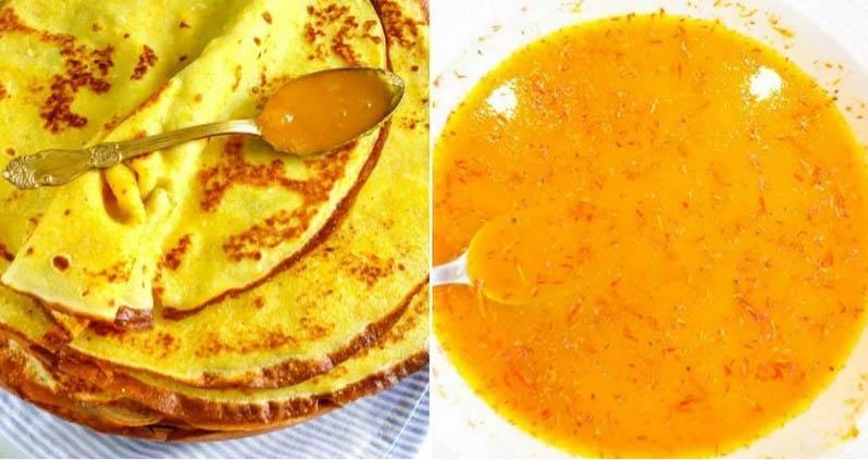 медовые блины рецепт