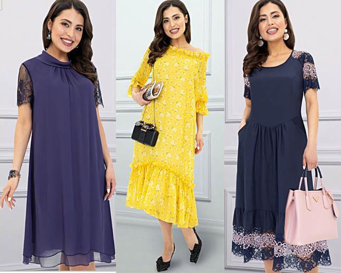 стильные платья 2020-2021 мода гардероб