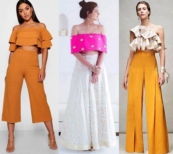 стильные топы 2020-2021 что модно с чем носить блузки и топы