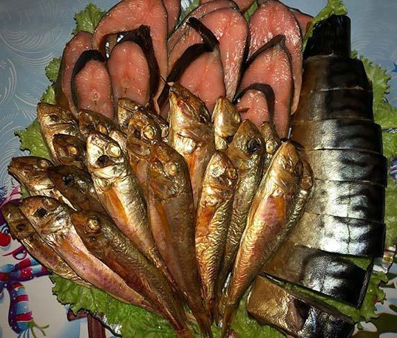 продукты с омега-3 морепродукты и рыба