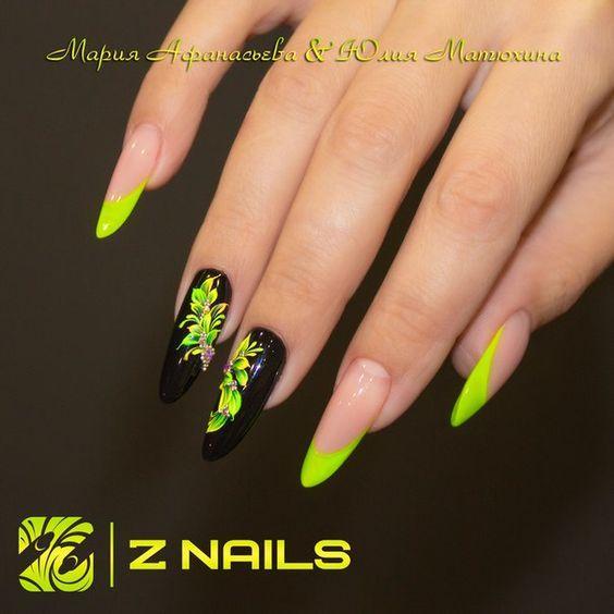 стильные ногти