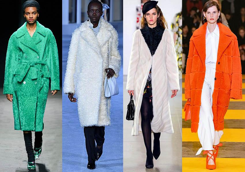 модные щубы 2020-2021 тенденции