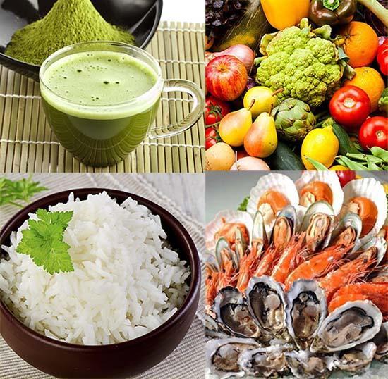 продукты красоты от японок