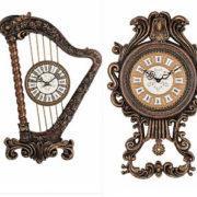 дизайнерские настенные часы modis