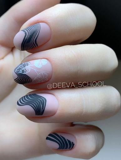 дизайн ногтей красивый 2021