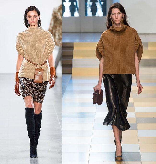 модные жилеты с плечиками из трикотажа