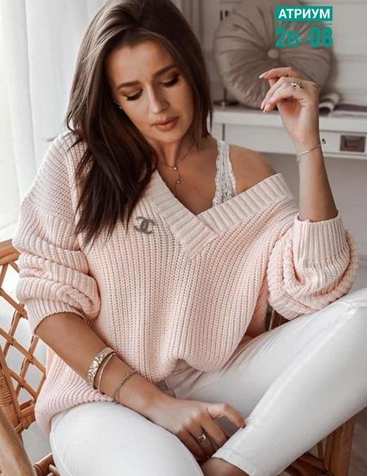 стильные свитера 2021 узоры объемные рукава