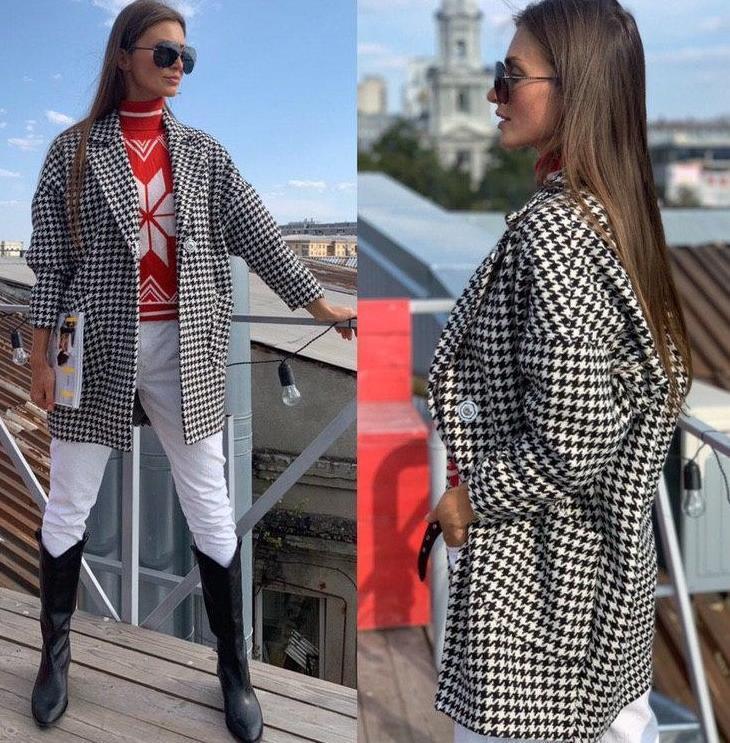 мода 2021 жакет пальто