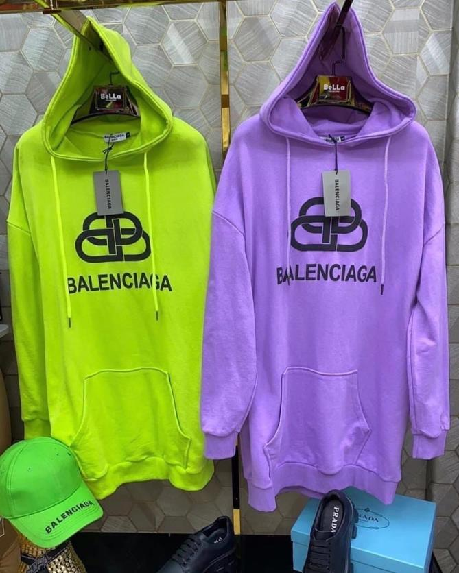 свитер толстовка баленсиага мода 2021