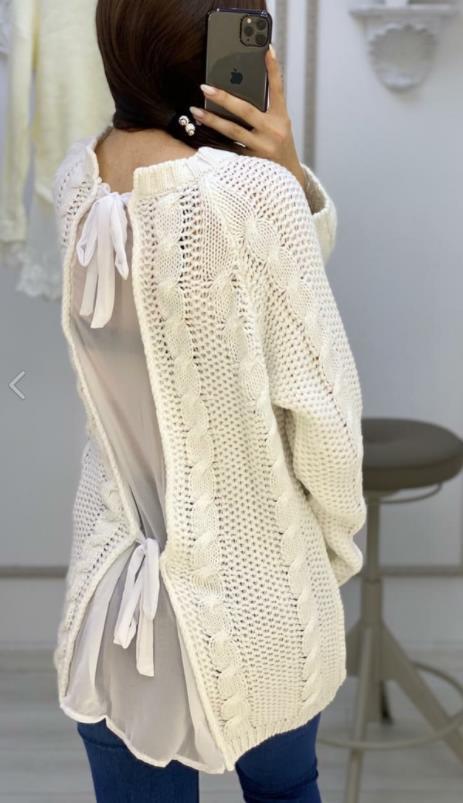 модный свитер 2021 новинки луков фото